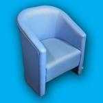 fotelja-plava